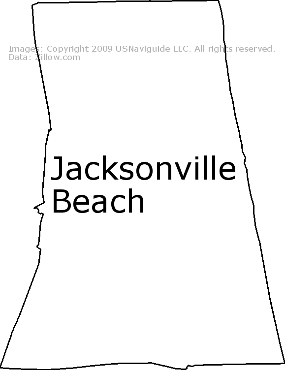 Jacksonville Beach Fl Zip Code