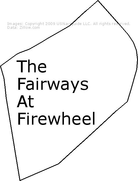 Firewheel Mall Map on