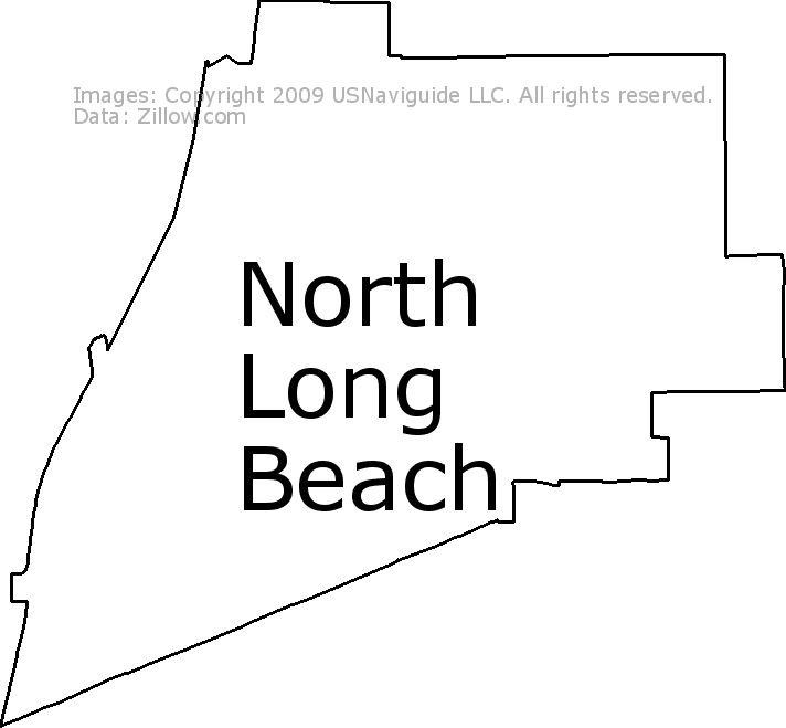 90806 Zip Code Map.North Long Beach Long Beach California Zip Code Boundary Map Ca