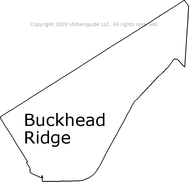 Buckhead Zip Code Map.Buckhead Ridge Florida Zip Code Boundary Map Fl