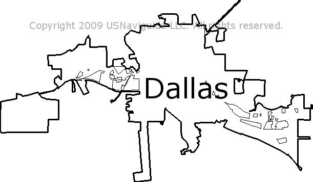 Villa Rica Ga Zip Code Map.Dallas Georgia Zip Code Boundary Map Ga