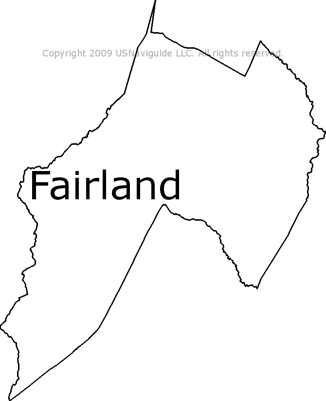 Laurel Md Zip Code Map.Fairland Maryland Zip Code Boundary Map Md