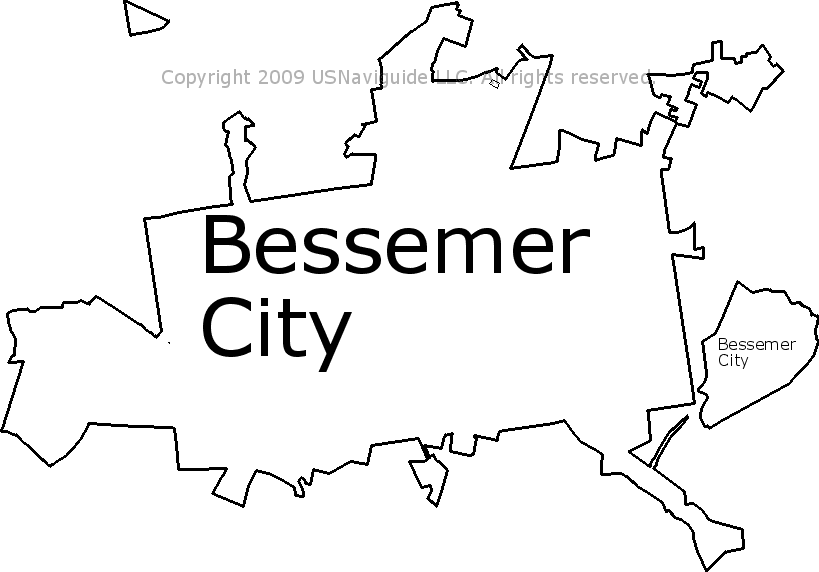bessemer city zip code