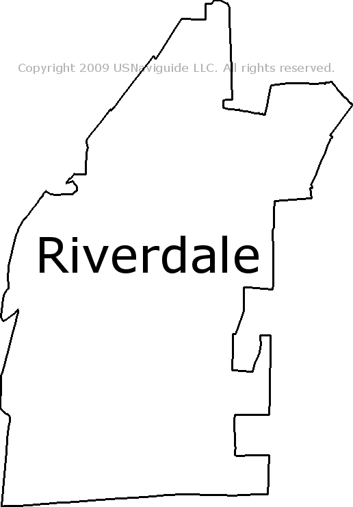 Riverdale Utah Zip Code Boundary Map Ut