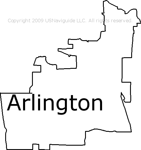 Marysville Wa Zip Code Map.Arlington Washington Zip Code Boundary Map Wa