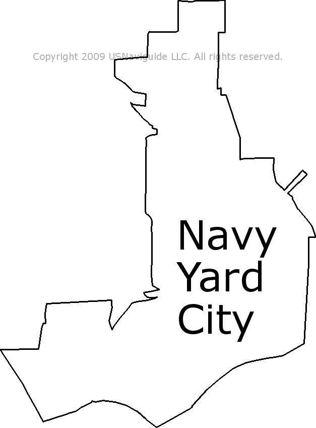 Bremerton Wa Zip Code Map.Navy Yard City Washington Zip Code Boundary Map Wa