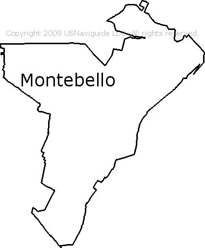 Zip Code Map For Downey Ca.Montebello California Zip Code Boundary Map Ca