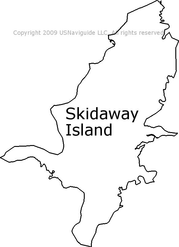 Pooler Ga Zip Code Map.Skidaway Island Georgia Zip Code Boundary Map Ga