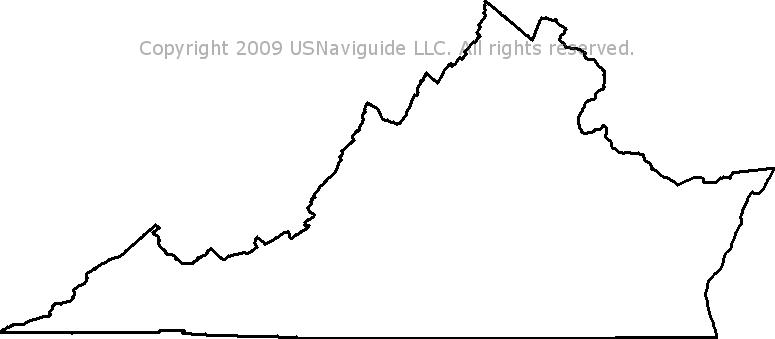 Richmond Virginia Zip Code Map.Virginia Zip Code Boundary Map Va